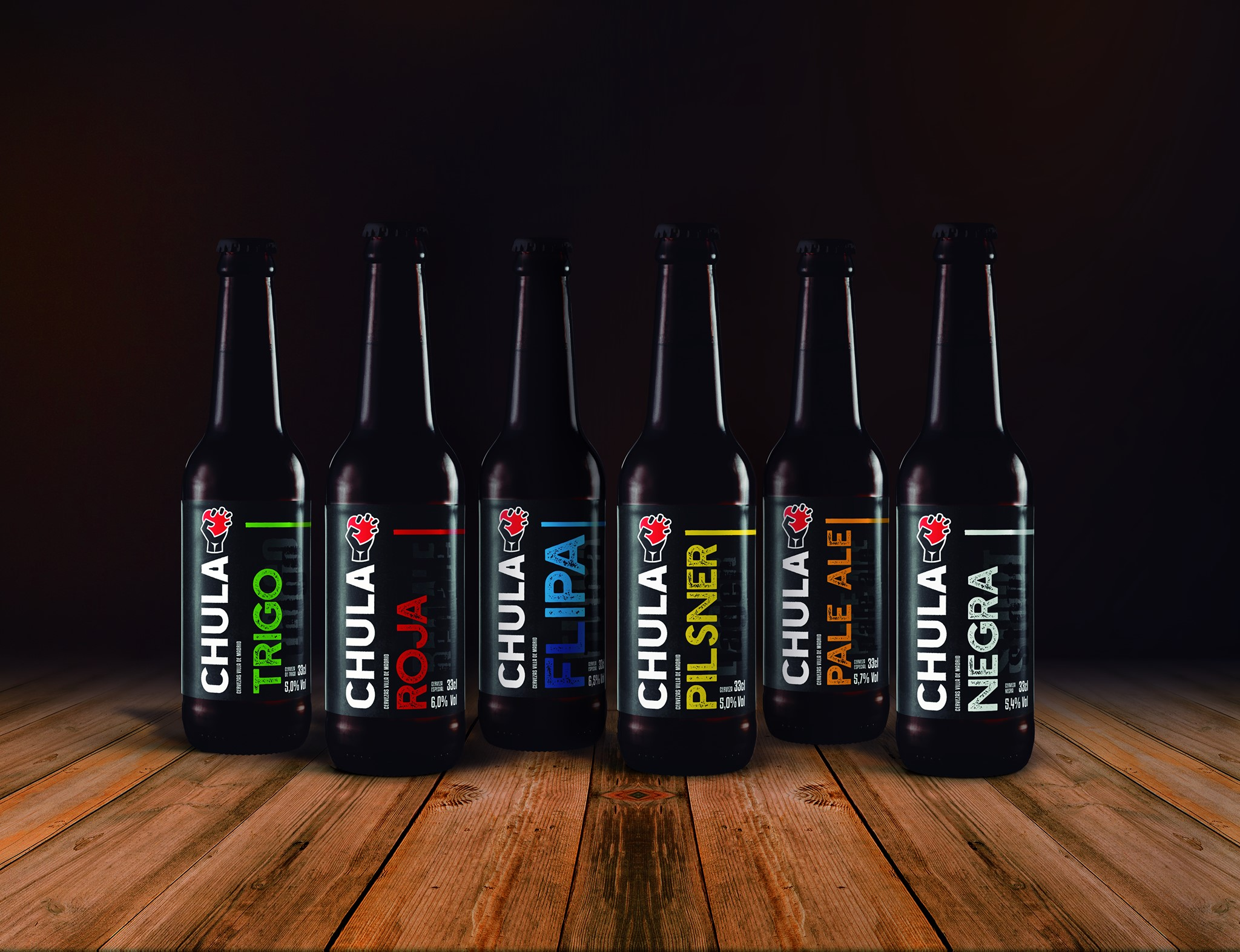 Cervezas Chula Craft Beer